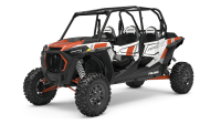 Квадроцикл Polaris RZR XP 4 Turbo